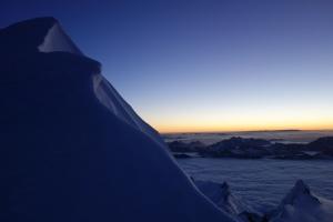 Aspiring sunrise