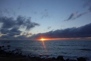 Ngawi sunset