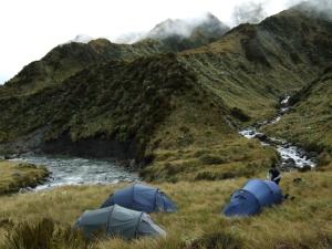 speculation creek campsite