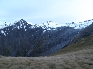 View from Brewster hut