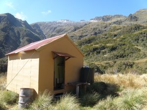 Scamper Torrent hut