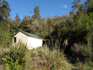 Moonbeam hut