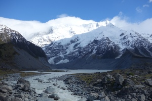 Footstool from Hooker Valley