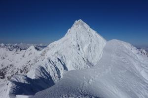 Sefton from Footstool summit