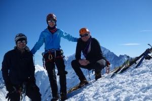 Footstool summit