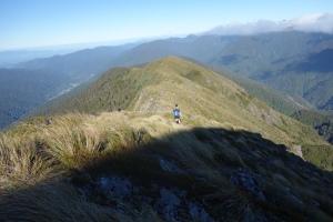 Ridge running