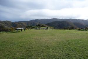 Pouwhenua at Tawatawa reserve