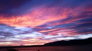 Sunset day 2, photo by Steve